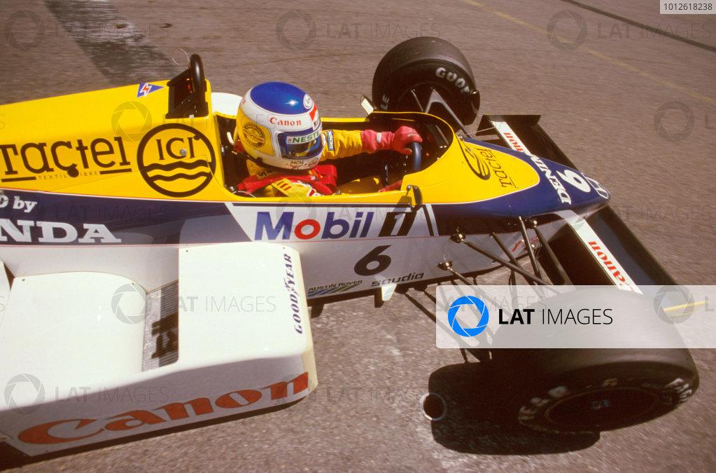 1985 United States Grand Prix.