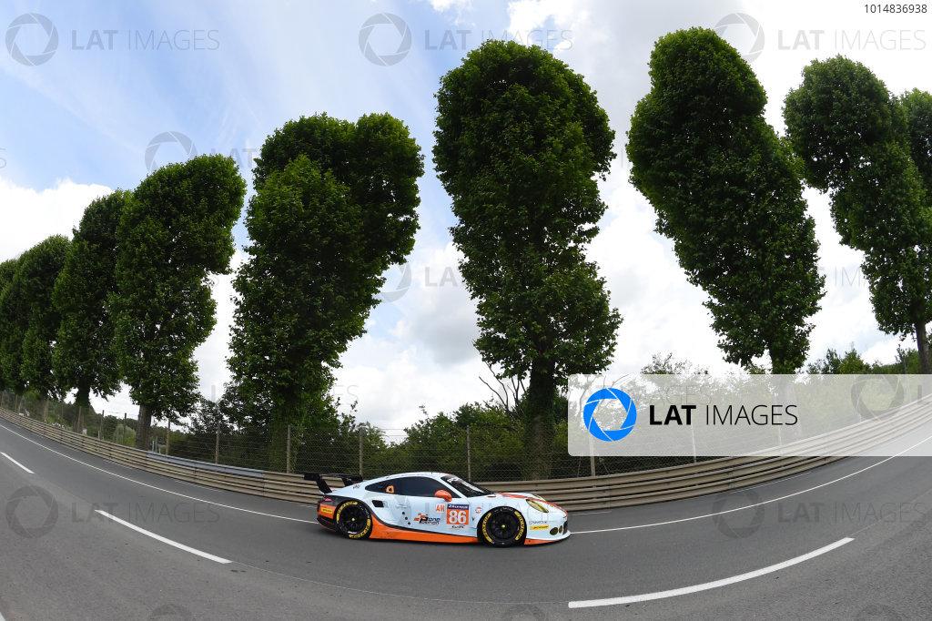 Le Mans 24 Hour Test Day 2017