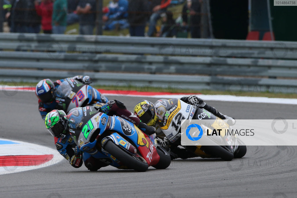 2017 Moto2 Championship - Round 8 Assen, Netherlands Sunday 25 June 2017 Franco Morbidelli, Marc VDS World Copyright: David Goldman/LAT Images ref: Digital Image 680223