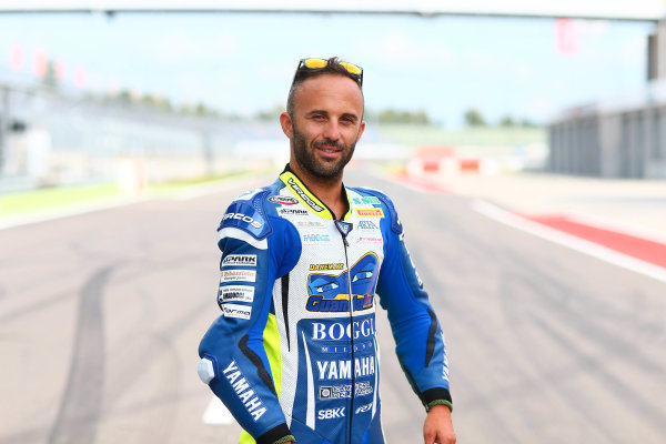 2017 Superbike World Championship - Round 9 Lausitzring, Germany Friday 18 August 2017 Massimo Roccoli, Guandalini Racing World Copyright: Gold and Goose / LAT Images ref: Digital Image 687394
