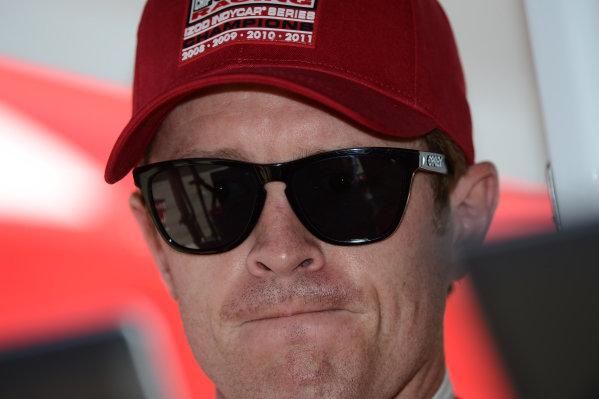 Scott Dixon (NZL) Target Chip Ganassi Racing. IndyCar World Series, Rd15, MAVTV 500, Auto Club Speedway, Fontana, California, USA 14-15 September 2012.