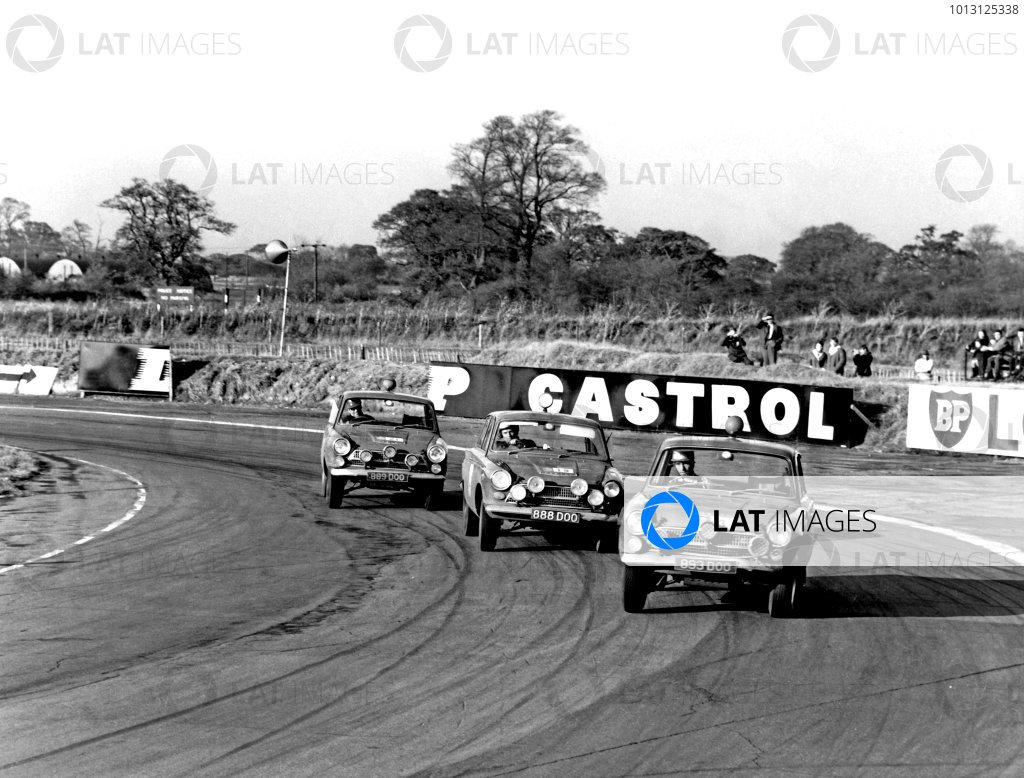 1964 RAC Rally of Great Britain.