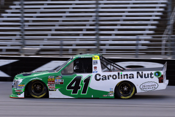 #41: Ben Rhodes, ThorSport Racing, Ford F-150 The Carolina Nut Co.