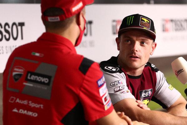 Sam Lowes, Marc VDS Racing Team.