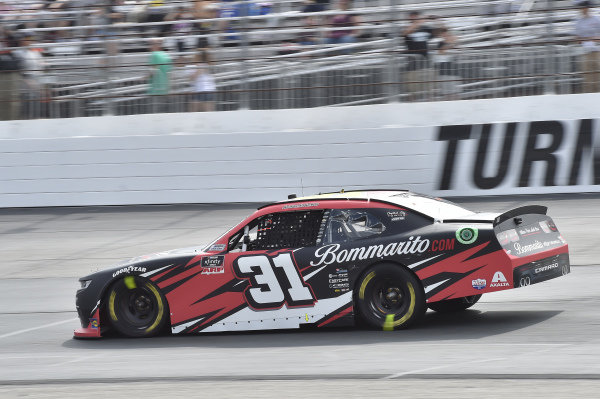 #31: Jordan Anderson, Jordan Anderson Racing, Chevrolet Camaro Bommarito.com