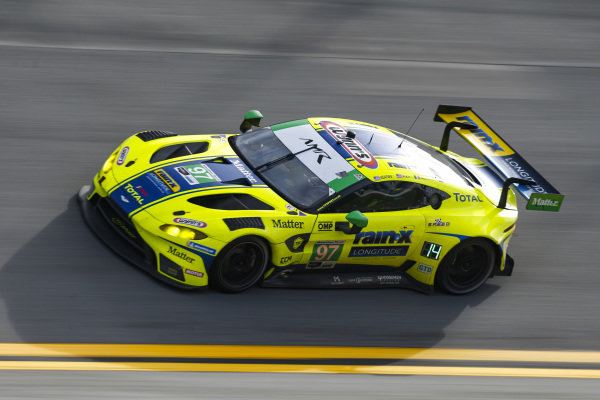 #97: TF Sport Aston Martin Vantage GT3, GTD: Maxwell Root, Charlie Eastwood, Ben Keating, Richard Westbrook