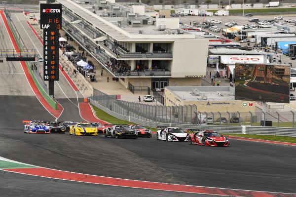 #93 GT3 Pro-Am, Racers Edge Motorsports, Shelby Blackstock, Trent Hindman, Acura NSX GT3