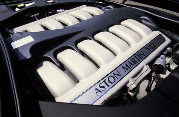 Aston Martin, DB7 American Roadster 1, 2003