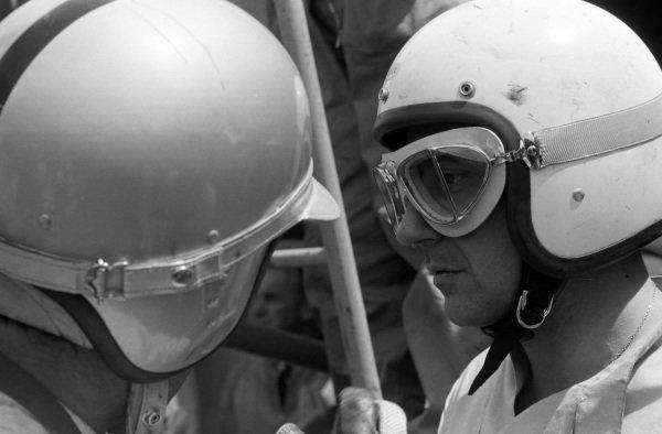 Nino Vacarella and Jean Guichet, Ferrari 275P, 1st.