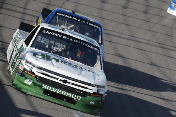#23: Brett Moffitt, GMS Racing, Destiny Homes Chevrolet Silverado
