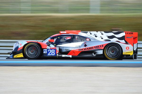 #28 TDS Racing Oreca 07 Gibson: François Perrodo, Matthieu Vaxiviere, Loic Duval