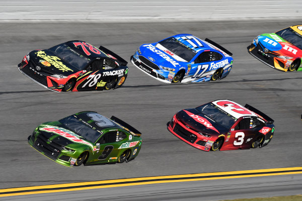 Charmant NASCAR Cup Furniture Row Racing, Roush Fenway Racing Photos: Daytona Clash  (2018)