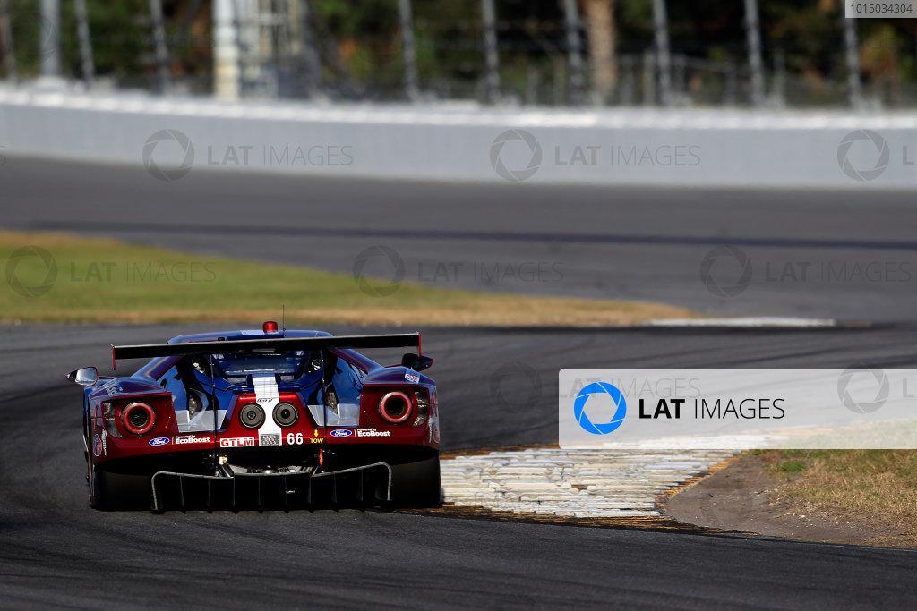 Imsa Testing Daytona Speedway Usa