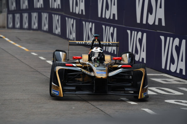 2017/2018 FIA Formula E Championship. Round 1 - Hong Kong, China. Saturday 02 December 2018. Andre Lotterer (BEL), TECHEETAH, Renault Z.E. 17. Photo: Mark Sutton/LAT/Formula E ref: Digital Image DSC_8330