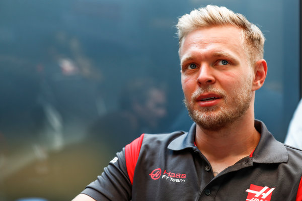 Monte Carlo, Monaco. Saturday 27 May 2017. Kevin Magnussen, Haas F1. World Copyright: Sam Bloxham/LAT Images ref: Digital Image _W6I4336