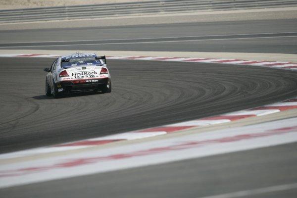 2007 Australian V8 Supercars.Bahrain International Circuit. Sakhir, Bahrain.2nd - 4th November. Will Davison during the V8 Supercar Desert 400. Action.World Copyright: Mark Horsburgh/LAT Photographic. Ref: Digital Image 18-Davison-W-RD12-07-1910