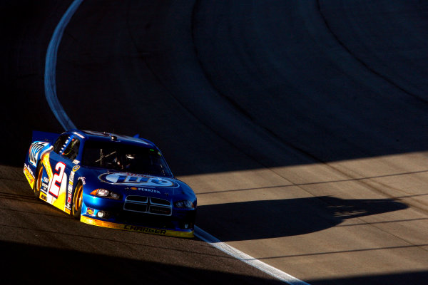 2-4 November, 2012, Fort Worth, Texas USA Brad Keselowski.(c)2012, Lesley Ann Miller LAT Photo USA