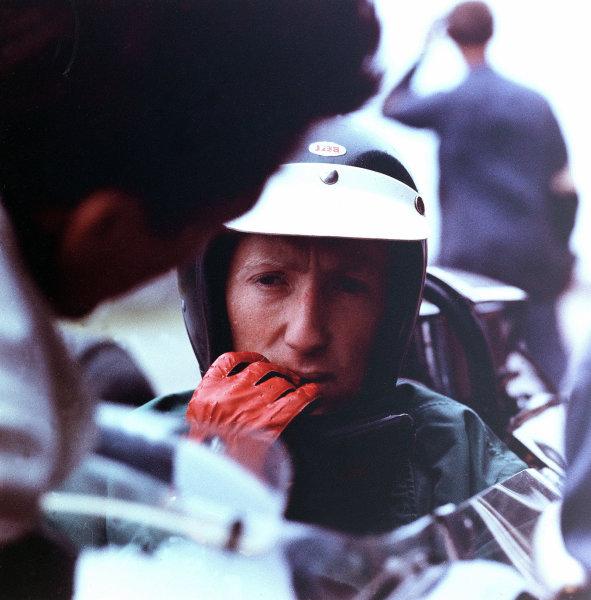 Jochen Rindt.Ref-3/1779.World Copyright - LAT Photographic