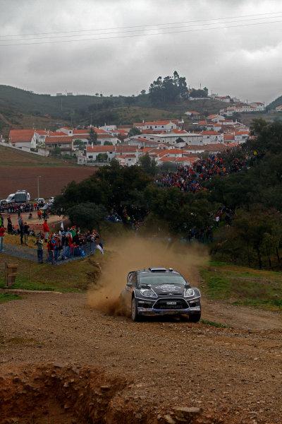Round 04-Rally Portugal 28/3-1/4 2012. Ott Tanak, Ford WRC, ActionWorldwide Copyright: McKlein/LAT