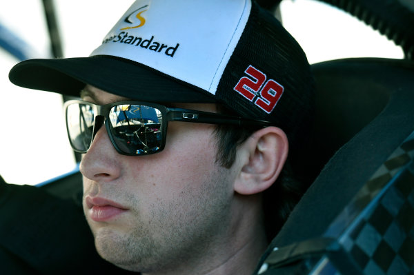 NASCAR Camping World Truck Series  Texas Roadhouse 200 Martinsville Speedway, Martinsville VA USA Friday 27 October 2017 Chase Briscoe, Cooper Standard Ford F150 World Copyright: Nigel Kinrade LAT Images
