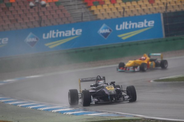 Eddie Cheever (ITA) PREMA POWERTEAM Dallara F312 Mercedes