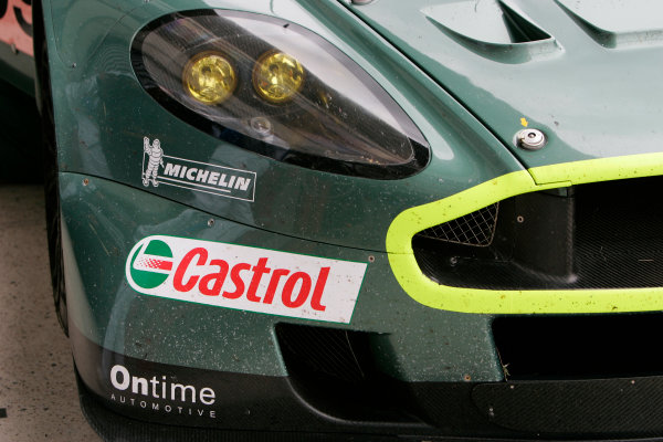 2005 Le Mans Test Day 5th June 2005. Le Mans, France Aston Martin Racing (GBR, Aston Martin DB9). World Copyright: Peter Spinney/LAT Photographic Ref: Digital Image Only