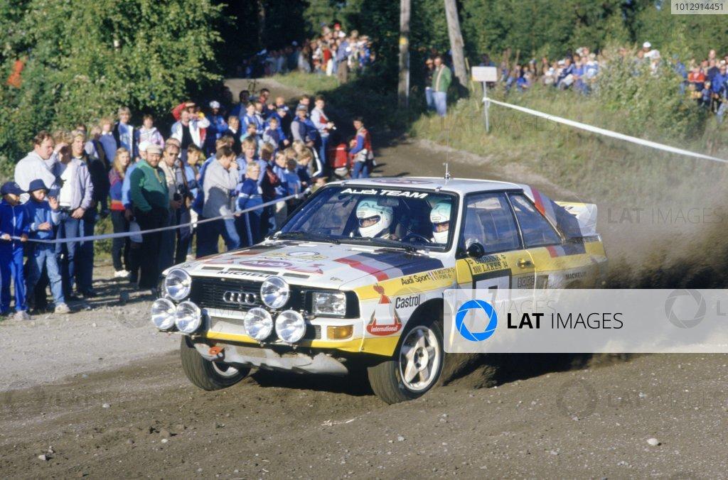 1984 World Rally Championship.