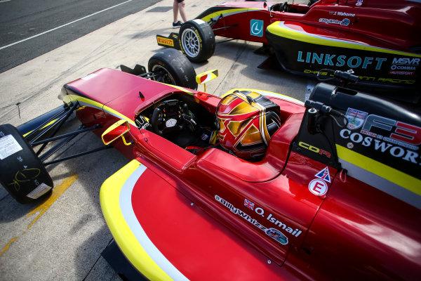 2017 BRDC British Formula 3 Championship,  Silverstone, 11th-12th June 2017, Omar Ismail (GBR) Chris Dittmann Racing BRDC F3. World copyright. JEP/LAT Images