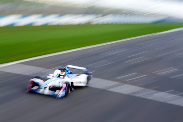 FIA Formula E Second Pre-Season Testing Event. Antonio Felix da Costa, MS Amlin Andretti, Spark-Andretti. Donington Park Racecourse, Derby, United Kingdom. Wednesday 7 September 2016. Photo: Adam Warner / LAT ref: Digital Image _L5R3482