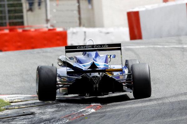 2014 FIA European F3 Championship Round 3 - Pau, France 9th - 11th May 2014 Jordan King (GBR) Carlin Dallara F312 – Volkswagen World Copyright: XPB Images / LAT Photographic  ref: Digital Image 3102070_HiRes