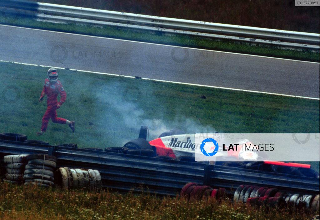 1987 Austrian Grand Prix.