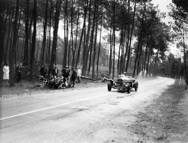 Raymond Sommer / Tazio Nuvolari, Alfa Romeo, Alfa Romeo 8C 2300 MM.