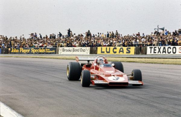 Jacky Ickx, Ferrari 312B3.