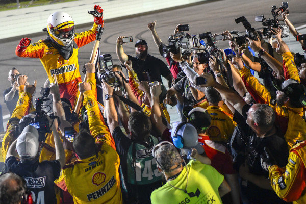 A look back at all the action from the 2018 NASCAR Cup