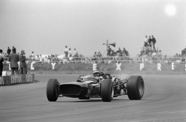 Jochen Rindt, Cooper T86 Maserati.