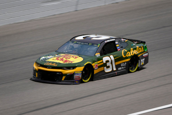 #31: Ryan Newman, Richard Childress Racing, Chevrolet Camaro Bass Pro Shops / Cabela's