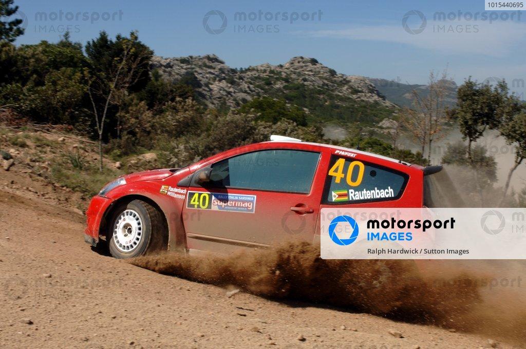 2005 FIA World Rally Championship
