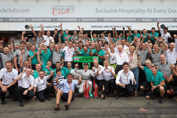 Hockenheimring, Hockenheim, Germany.