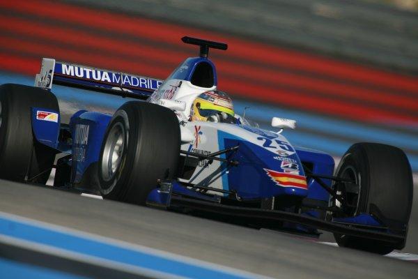 2006 GP2 Testing  - Paul Ricard. France. 1st November 2006Roldan Rodriguez (ESP) Campos Racing.Photo: Malcolm Griffiths/GP2 Media Serviceref: Digital Image Only