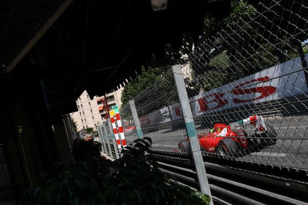 Monte Carlo, Monaco26th May 2011Felipe Massa, Ferrari 150° Italia. Action. World Copyright: Andy Hone/LAT Photographicref: Digital Image CSD_3489