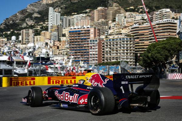 MONACO (MC) MAY 22-25 2014 - Grand Prix de Monaco 2014. Carlos Sainz jr. #1 Dams. © 2014 Sebastiaan Rozendaal / Dutch Photo Agency / LAT Photographic