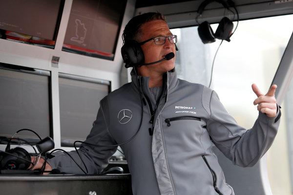 2014 DTM Championship Round 3 - Hungaroring, Budapest, Hungary 30th May - 1st June 2014  Ralf Schumacher (GER), Team RSC M?cke World Copyright: XPB Images / LAT Photographic  ref: Digital Image 3141485_HiRes