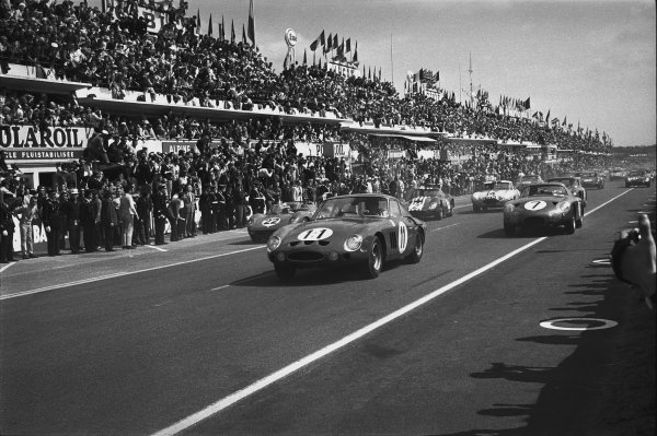 Le Mans, France. 15th - 16th June 1963.