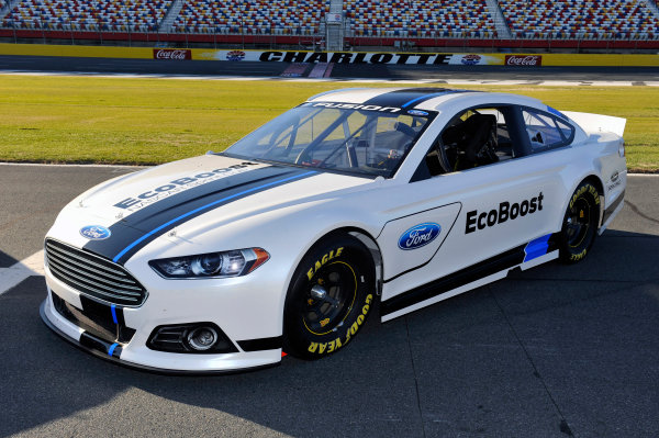 24 January, 2012, Concord, North Carolina, USAThe unveiling of the 2013 Ford Fusion which will compete in the NASCAR Sprint Cup Series in 2013.(c)2012, LAT SouthLAT Photo USA