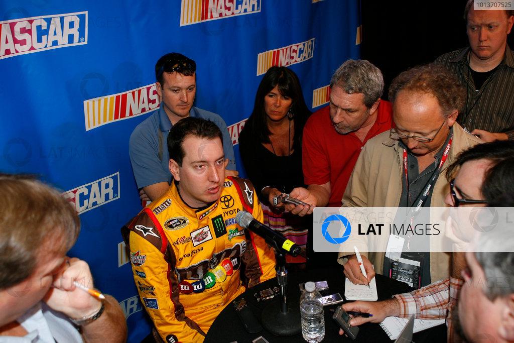 2012 NASCAR Daytona Media Day