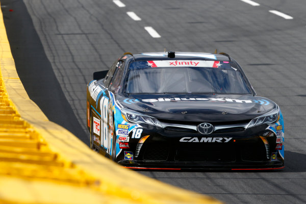 NASCAR Xfinity Series Hisense 4K TV 300 Charlotte Motor Speedway, Concord, NC USA Thursday 25 May 2017 Christopher Bell, SiriusXM Toyota Camry World Copyright: Lesley Ann Miller LAT Images