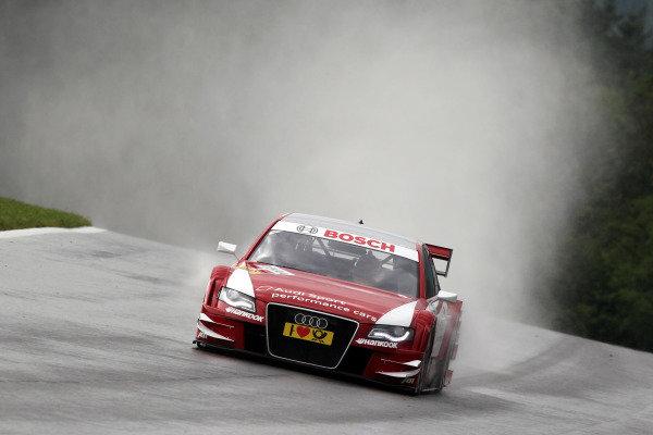 Oliver Jarvis (GBR), Audi Sport Team Abt.DTM, Rd3, Red Bull Ring, Spielberg, Austria. 3-5 June 2011.