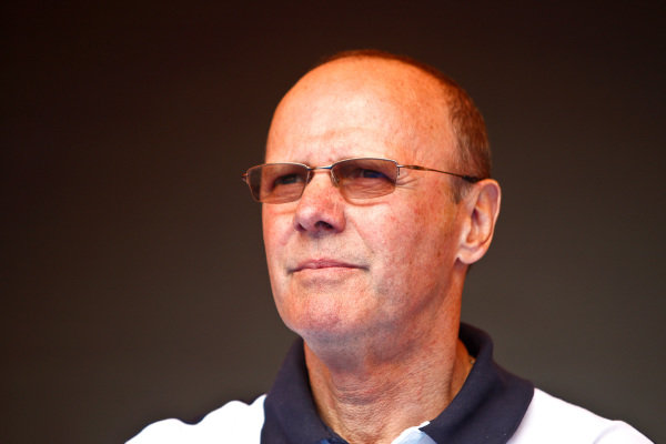 Olivier Quesnel (FRA) Peugeot Sport Boss. Le Mans 24 Hours, La Sarthe, Le Mans, France, Scrutineering, 6 June 2011.