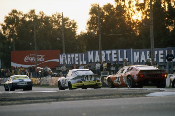 1973 Le Mans 24 hours.