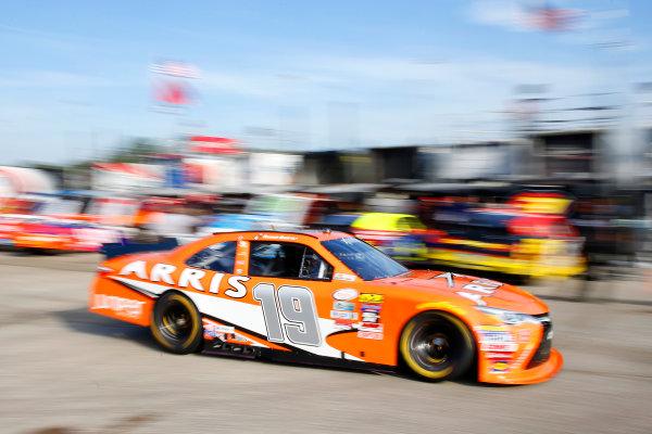 9 September, 2016, Richmond, Virginia USA Daniel Suarez, Arris Toyota Camry ?2016, Russell LaBounty LAT Photo USA